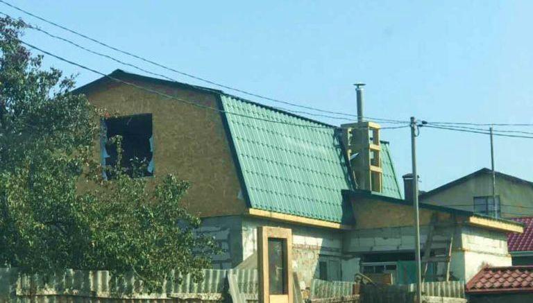 строительство мансарды севастополь