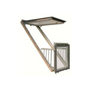 окно-балкон факро