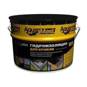 Мастика битумно-резиновая AquaMast