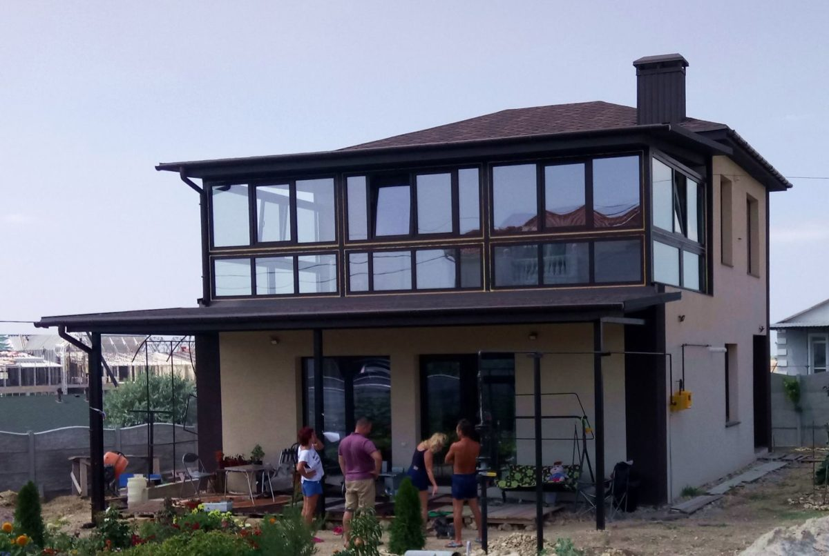 дом под ключ севастополь