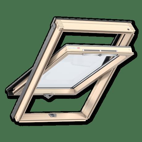 мансардное окно велюкс ручка снизу