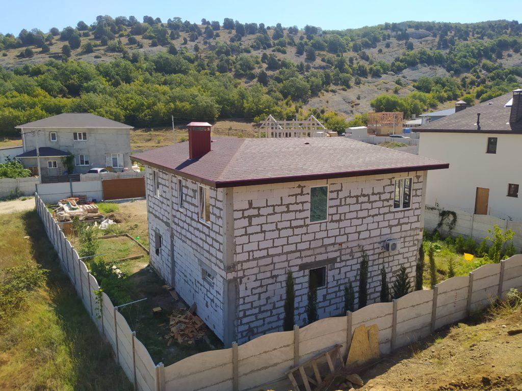 строительство дома из газоблока севастополь