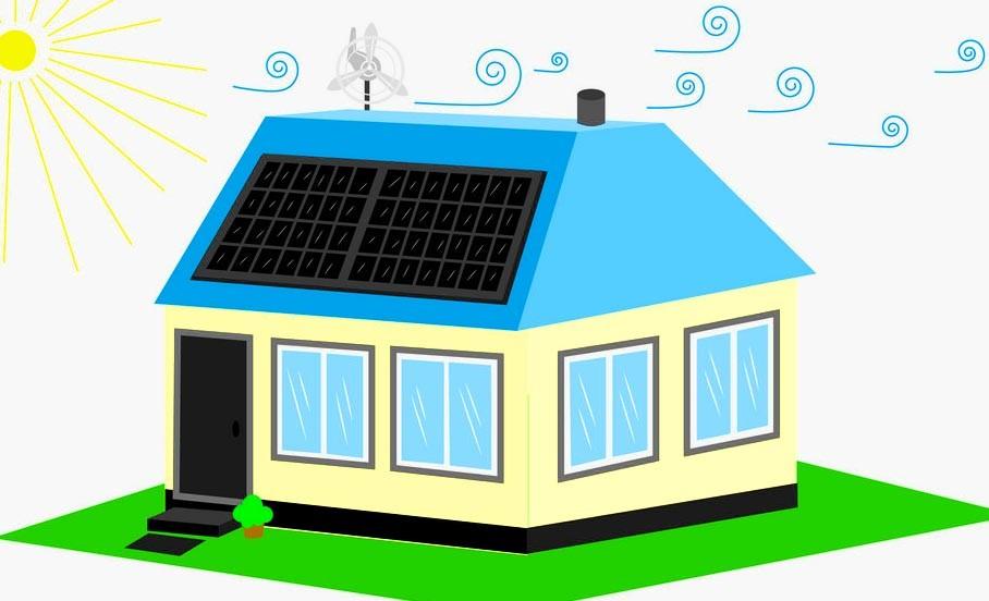 Применение газобетона в строительстве энергетически нейтральных домов