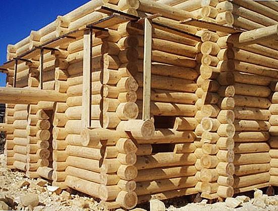 строительство деревянных домов в Севастополе и Крыму